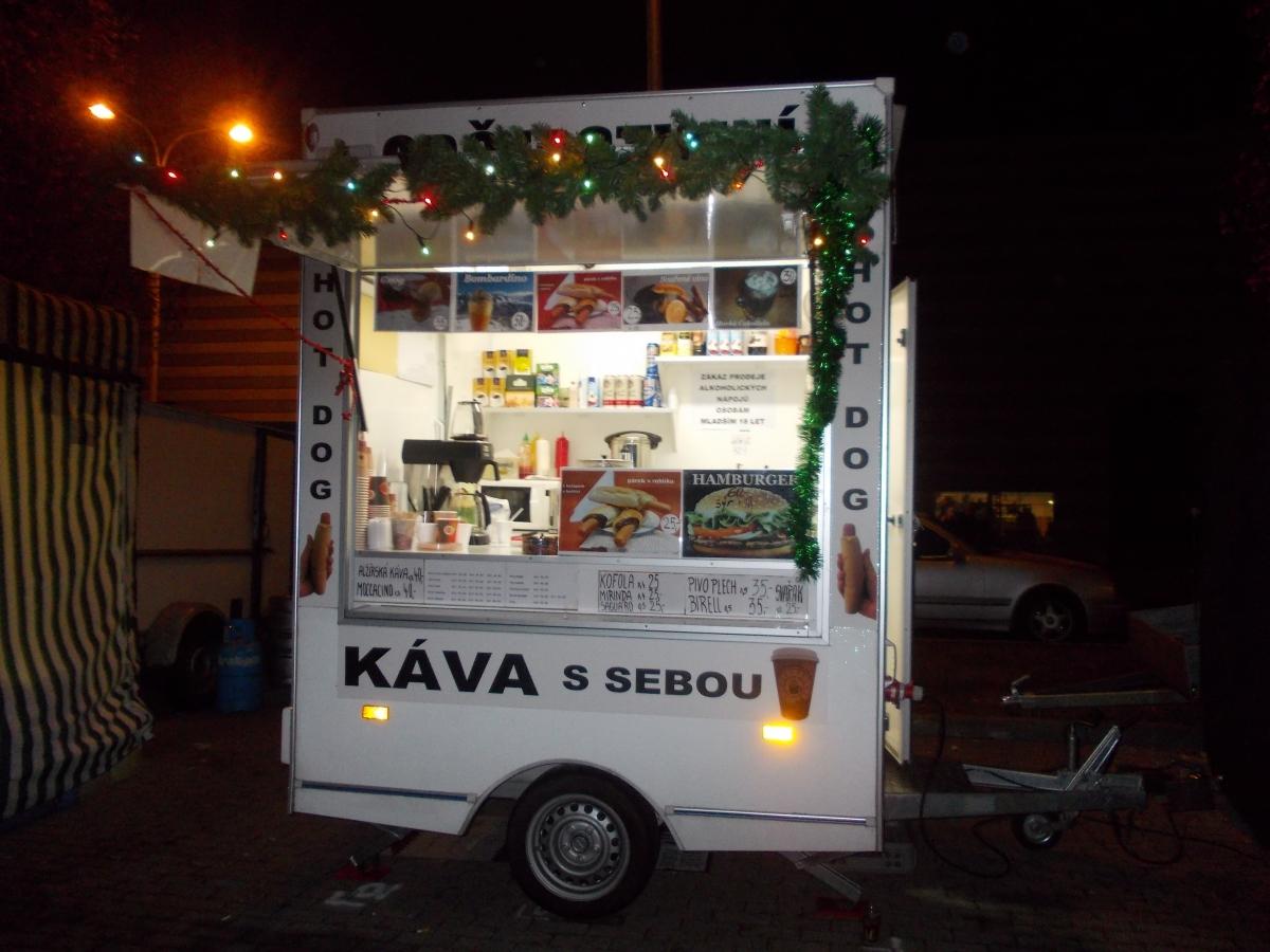 Vánoční trhy - Brno výstaviště 2016